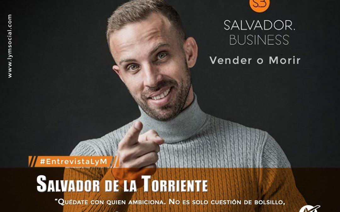 Salvador de la TorrienteEntrevista LyM