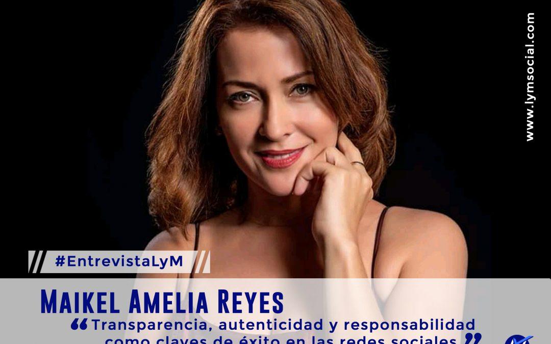Maikel Amelia Reyes: Transparencia, autenticidad y responsabilidad como claves de éxito en las redes sociales