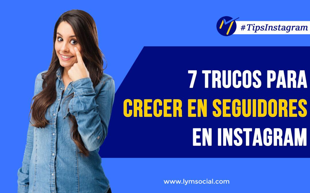 lymsocial trucos para crecer en Instagram