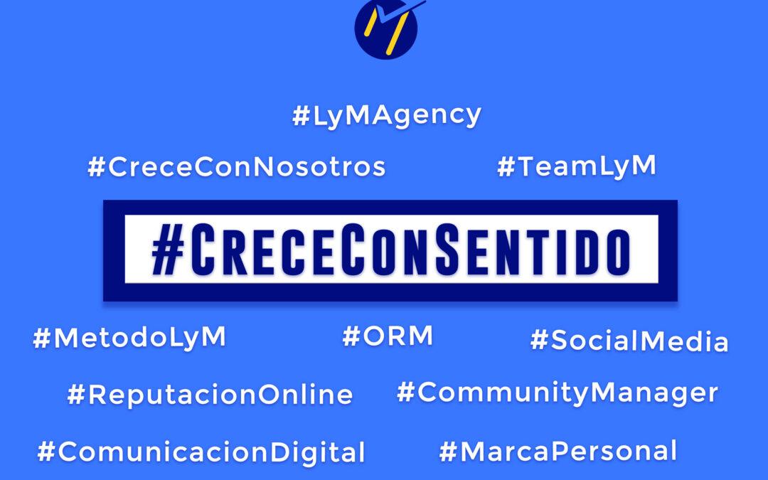 hashtags para #CreceConSentido