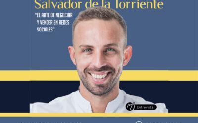 Salvador de la Torriente: El arte de negociar y vender en redes sociales.