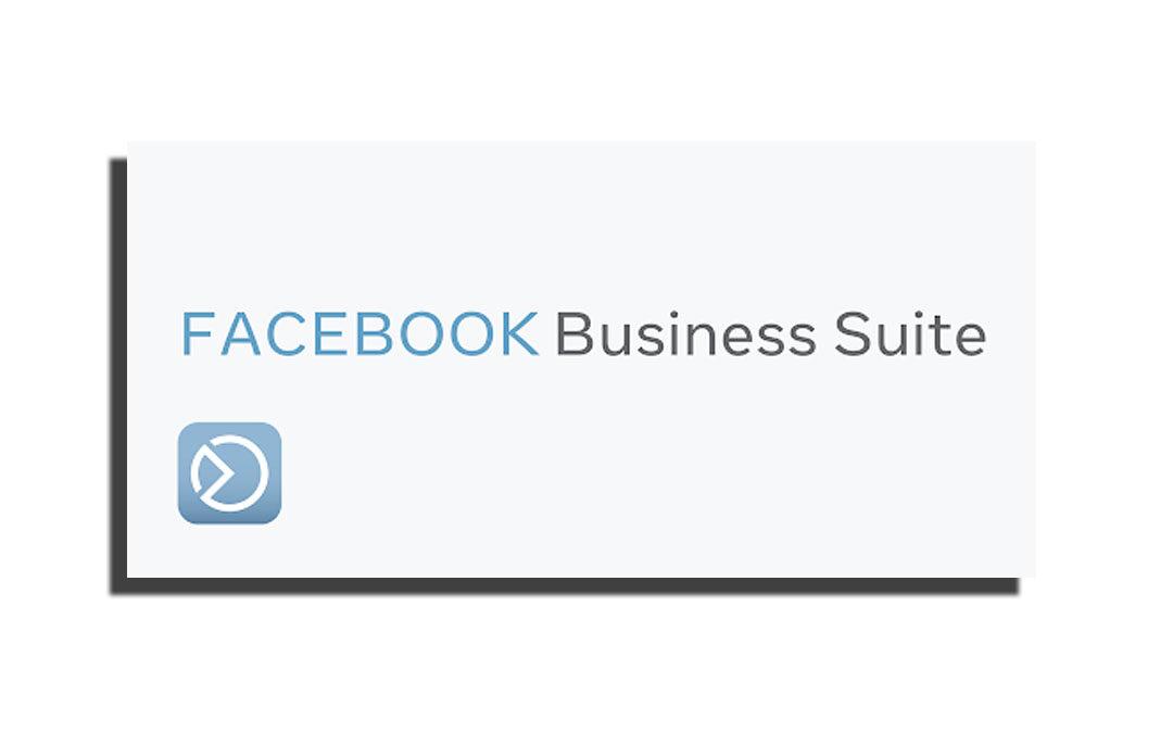 Facebook Business Suite, todo incluído