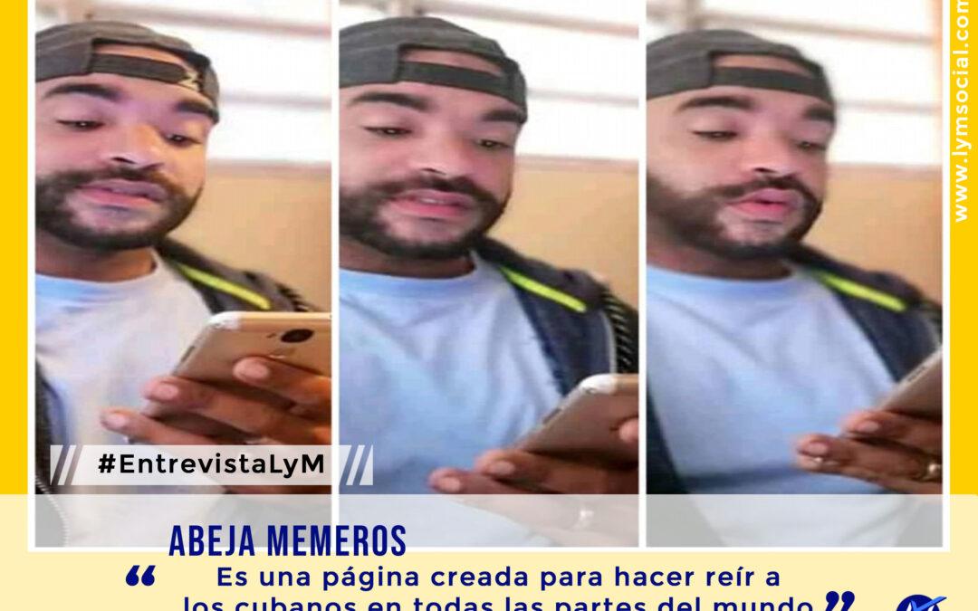 Abeja Memeros, una página creada para hacer reír a los cubanos en todas las partes del mundo.