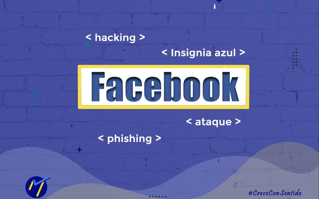 Atención, un nuevo intento de hacking en Facebook.