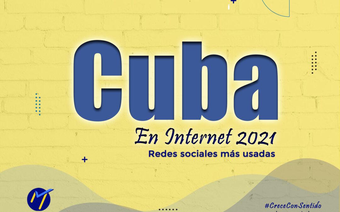 Cuba, cierra un 2020 con más presencia en Internet.